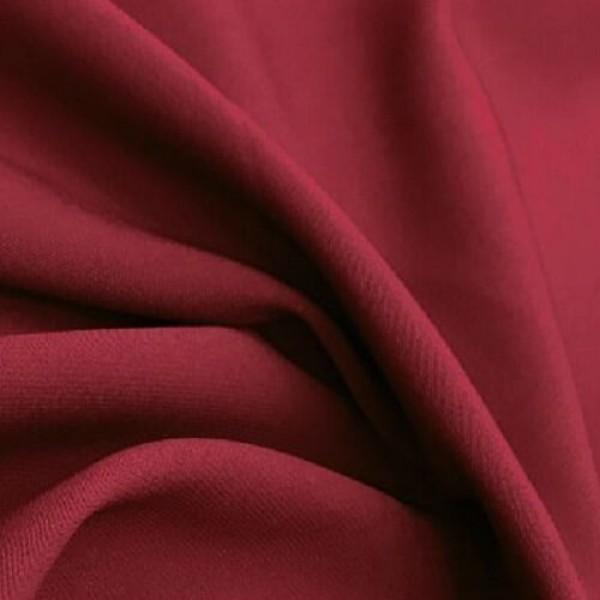 Ткань костюмная  Барби (бордовый) купить оптом в Беларуси