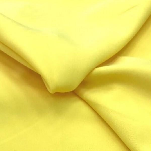 Ткань костюмная  Барби (желтый) купить оптом в Беларуси