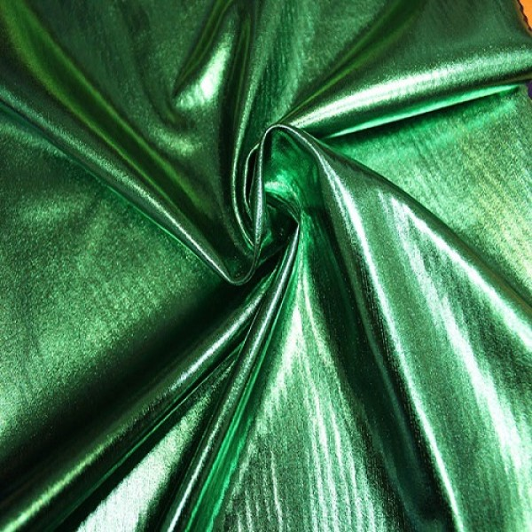 Ткань  Парча (зеленый) купить оптом в Беларуси