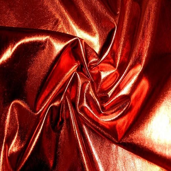 Ткань  Парча (красный) купить оптом в Беларуси