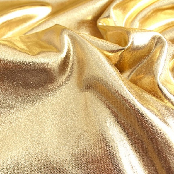 Ткань  Парча (золото) купить оптом в Беларуси