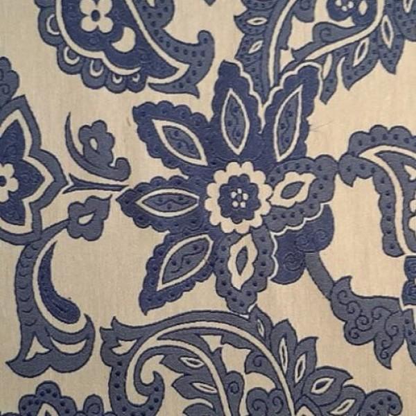 Ткань Жаккард (синий) купить оптом в Беларуси