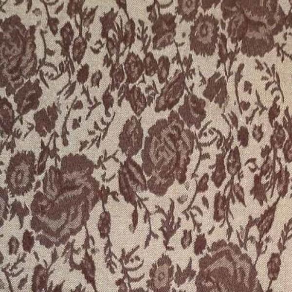 Ткань Жаккард (коричневый 2) купить оптом в Беларуси