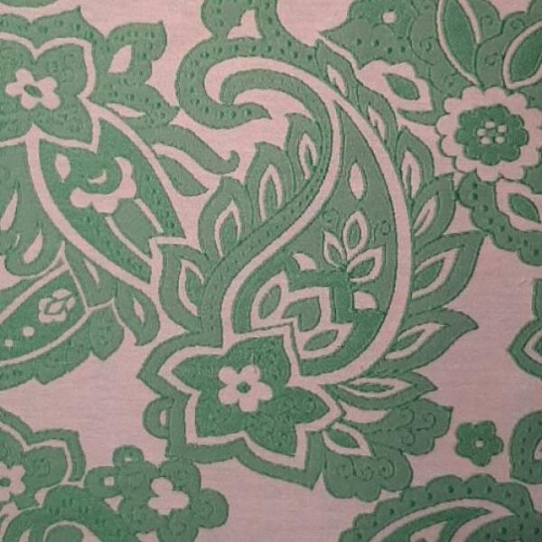 Ткань Жаккард (зеленый 3) купить оптом в Беларуси