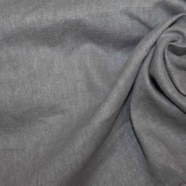 Ткань  Лен (серый) купить оптом в Беларуси