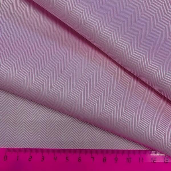Ткань  Пестротканная Елочка (розовый) купить оптом в Беларуси