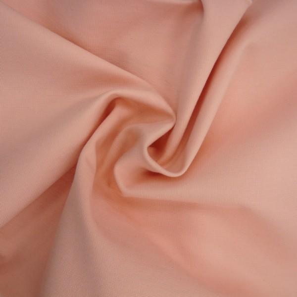 Трикотажное полотно Джерси Армани (бледно-розовый) купить оптом в Беларуси