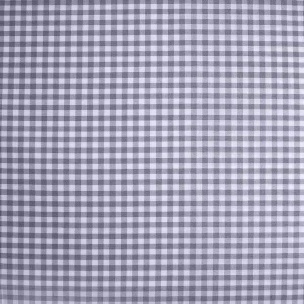 Ткань костюмная  Габардин клетка (синий) купить оптом в Беларуси